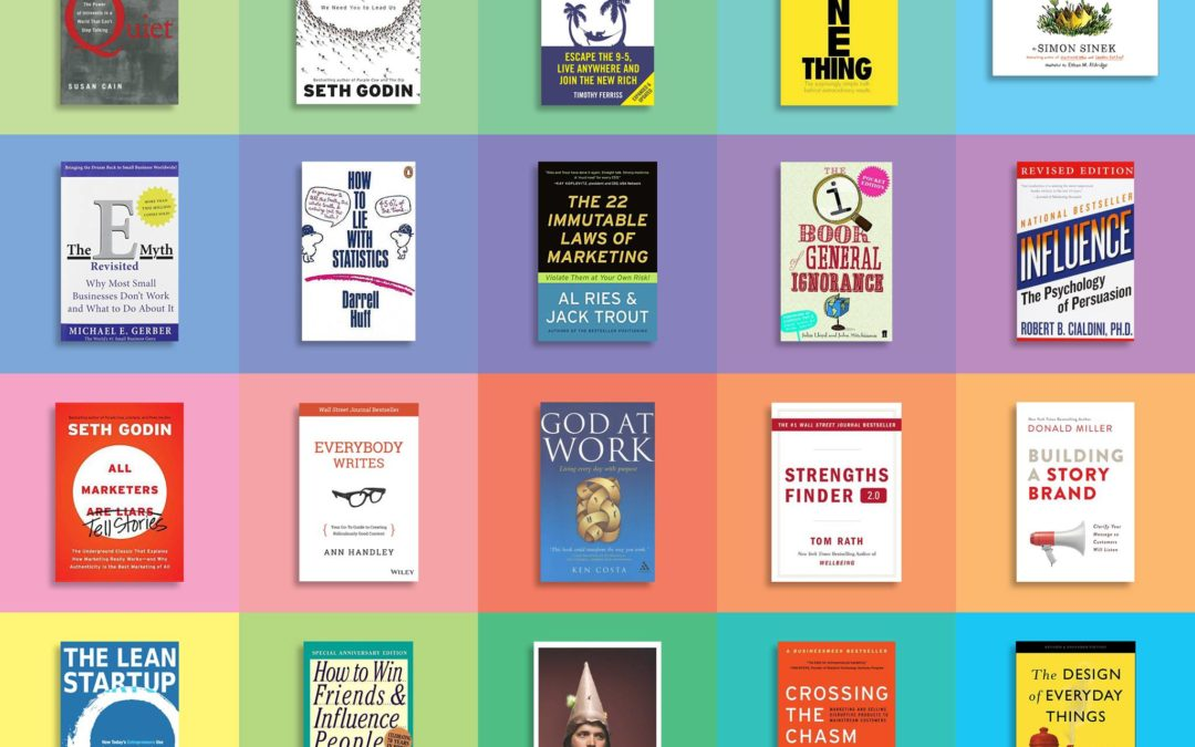 20 books I read in 2017