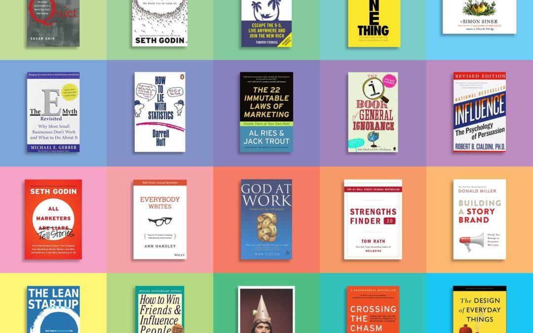 20 books I read in2017
